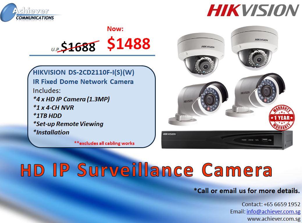 IP Camera Promo